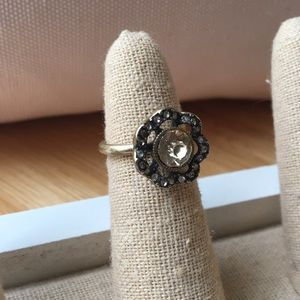 Chloe + Isabel Parisian Belle Ring- Size 6